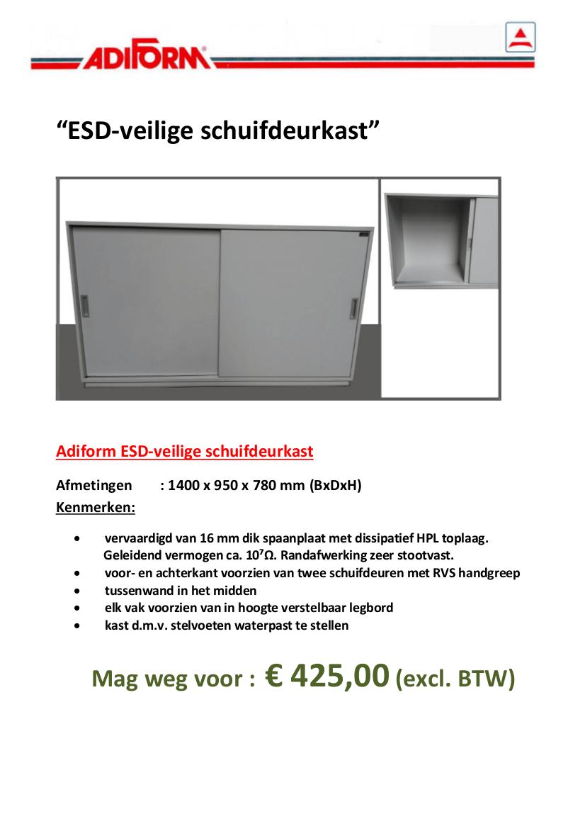 ESD-veilige_Schuifdeurkast_voorkantje17