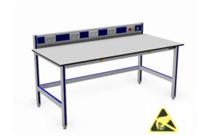 ESD-veilige elektro werktafels