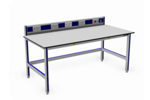 Aluminium Elektro Werktafels