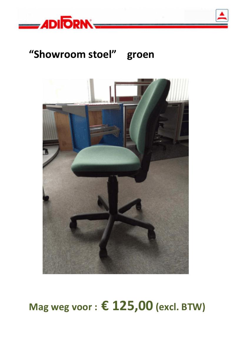 Showroom_stoel_groen_1_voorkantje17