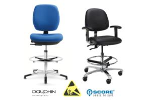 ESD-veilige stoelen