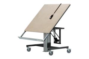 In Hoogte Verstelbare Werktafel FLEX Combi Single