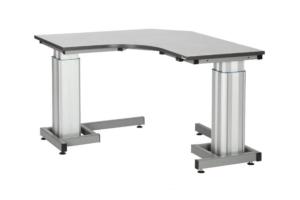 In Hoogte Verstelbare Werktafel IDC Mega Duo Flex