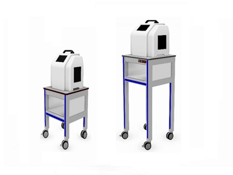 trolleys t.b.v. orthopedische apparatuur