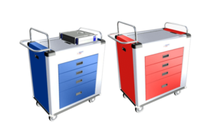 Concept Care trolleys