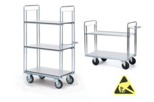 ESD-veilige trolleys serie 400