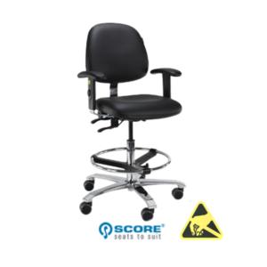 Model Ergo 2301 ESD-veilige stoel