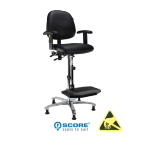 Model Ergo 2308 ESD-veilige stoel