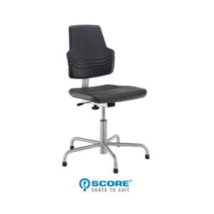 Model Ergo 801 RVS stoel Score Adiform