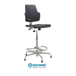 Model Ergo 802 RVS stoel Score Adiform