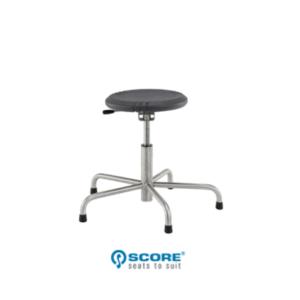 Model Taboeret 810 RVS stoel Score Adiform
