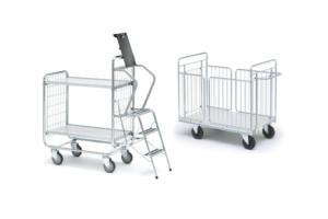 Standaard trolleys