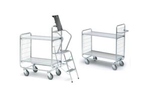 Standaard trolleys serie 100
