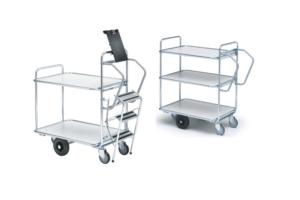 Standaard trolleys serie 200