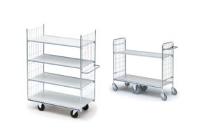 Standaard trolleys serie 300