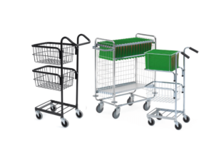Diverse trolleys