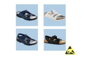 ESD-veilige sandalen