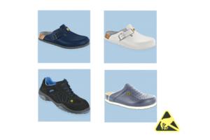 ESD-veilige schoenen