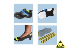 ESD-veilige schoenenaarding