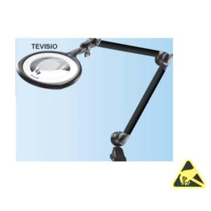 TEVISIO loeplamp ESD-veilig