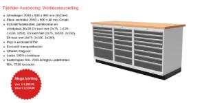 Tijdelijke Aanbieding_ Werkbankopstelling-2-antraciet