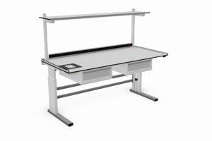 paktafel webshop elektrisch verstelbaar tot 375 kg belastbaar