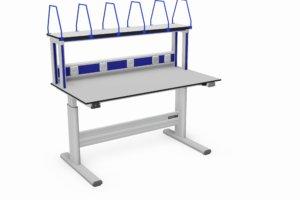 paktafel elektrisch verstelbaar tot 200 kg belastbaar